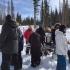2016 Snowy Range Snowmobile Poker Run in Saratoga, Wyoming – Saratoga Resort and Spa – Snowy Mountain Brewery