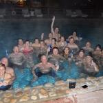 Saratoga Hot Springs Resort - Snowmobile Rally