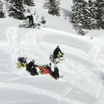 Saratoga Hot Springs Resort - Snowmobiling