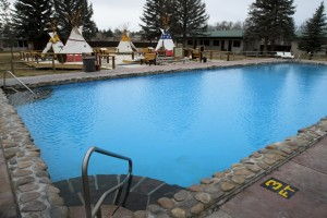 Mineral Hot Springs - Saratoga Hot Springs Resort and Spa