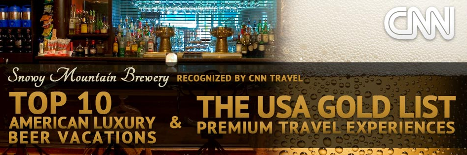 Snowy Mountain Brewery -Saratoga Resort and Spa
