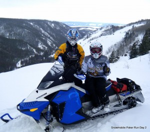 Snowy Range Poker Run sponsored by the Saratoga Resort and Spa