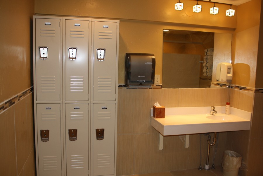 Fitness Center Available At Saratoga Hot Springs Resort