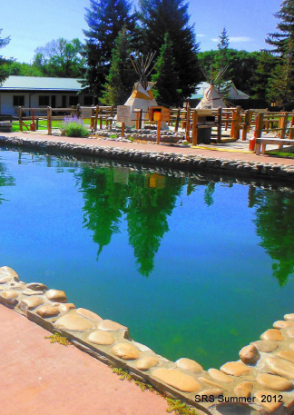 mineral hot springs