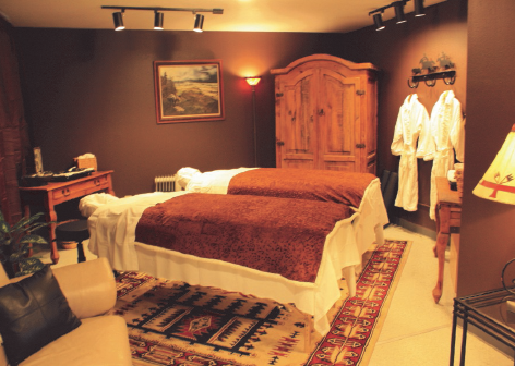 healing waters spa couples massages