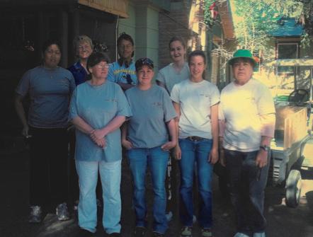 Saratoga Resort and Spa Housekeeping Staff