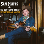 Sam Platts and the Kootenai Three performing at the Saratoga Resort and Spa