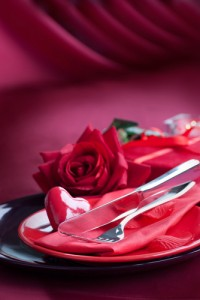 Valentine's Day at the Silver Saddle Restaurant