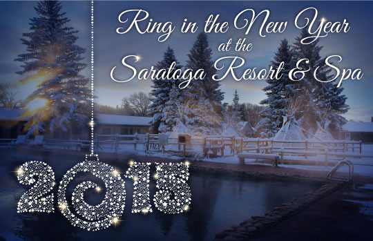 Join Us For A New Years Eve Celebration in Saratoga, WY!