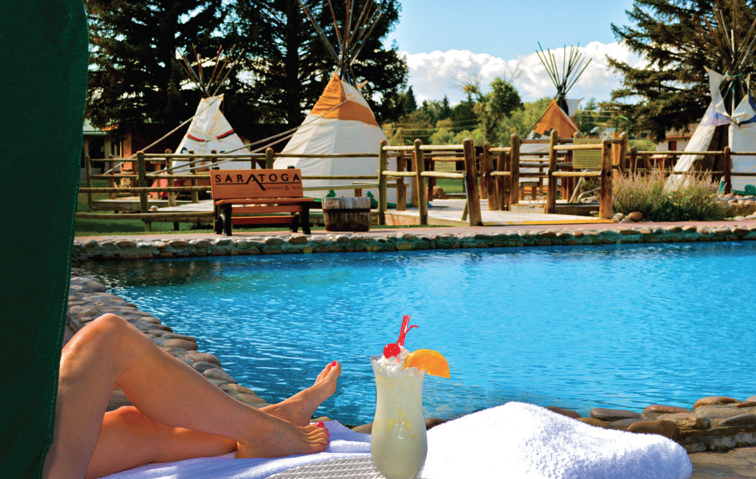 Medical Benefits of the Healing Waters at the Saratoga Resort and Spa