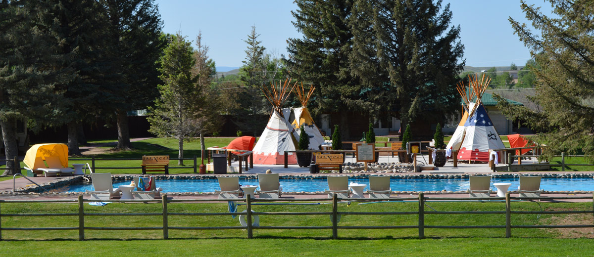 Amenities — Natural Hot Springs at the Saratoga Resort and Spa in Saratoga, WY