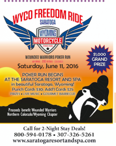 WYCO Freedom Ride