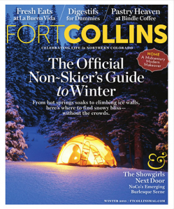 Saratoga Resort and Spa featured in Fort Collins Magazine!