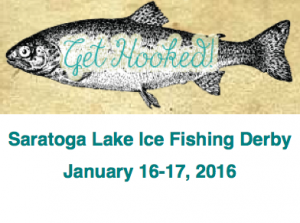 Winter Events – Saratoga Lake Ice Fishing Derby, Snowy Range Snowmobile Poker Run