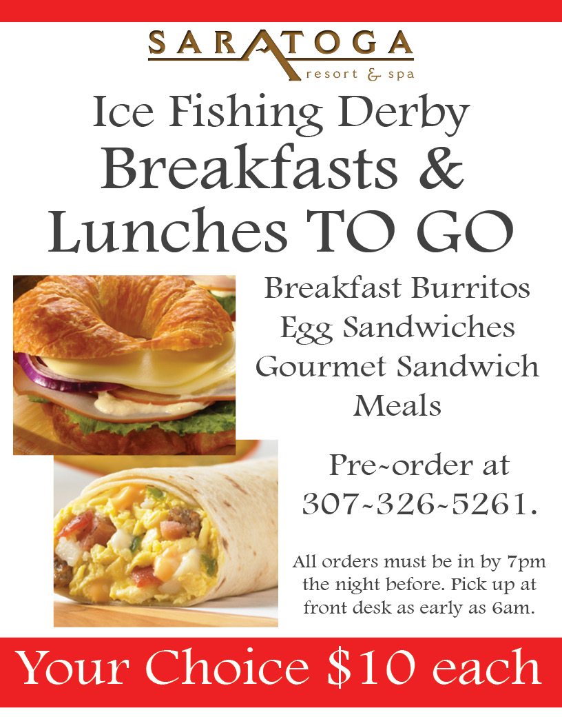 Winter events saratoga lake ice fishing derby snowy for Ice fishing derby game