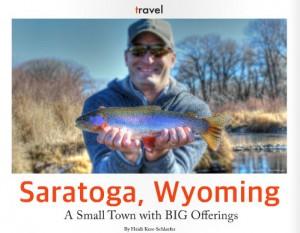 Saratoga Featured in Lydia Style Magazine