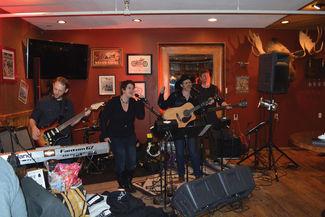 Recap: Slopeside Performance in Saratoga — Snowy Mountain Brewery