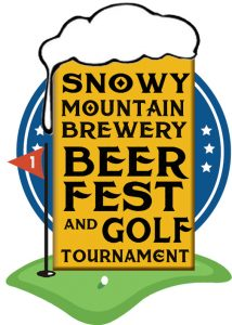3rd Annual Snowy Mountain Brewery Beerfest and Golf Tournament