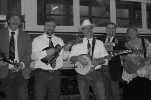 LIVE at Saratoga Resort and Spa: Stanleytones Bluegrass Band
