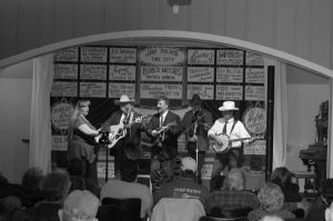 LIVE at Saratoga Resort and Spa: Stanleytones Bluegrass Band