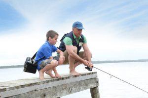 Kids Fishing Day at Saratoga Resort & Spa