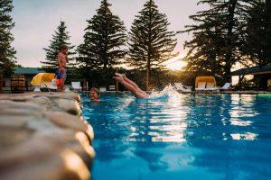 Family Reunions & Retreats - Saratoga Hot Springs Resort - Wyoming