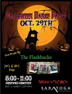 Halloween Dance Party at Snowy Mountain Pub & Brewery!
