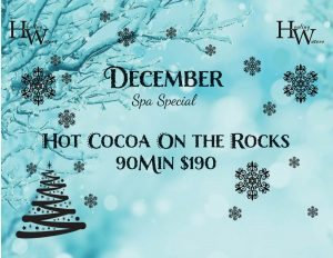 December Spa Special 2016 — Healing Waters Spa