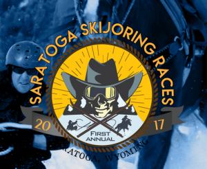 First Annual Saratoga Skijoring Races