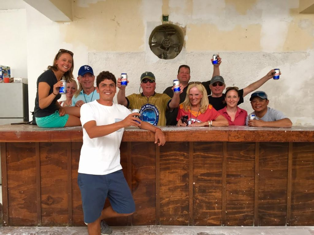 Snowy Mountain Brewery Opening of First Microbrewery in Cozumel