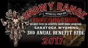 Snowy Range Freedom Ride 2017