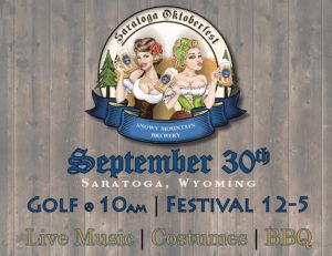 2017 Snowy Mountain Brewery Beerfest & Golf Tournament Only One Week Away