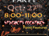 Halloween Party   Saturday, October 27th