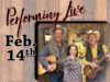Mark Jones & Mary Jo Greenwood LIVE | Feb 14