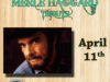 Mark Jones & Mary Jo Greenwood | Merle Haggard Tribute | April 11