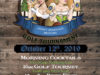 Snowy Mountain Brewery Golf Tournament | October 12