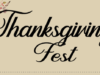 Thanksgiving Fest at Our Silver Saddle Restaurant
